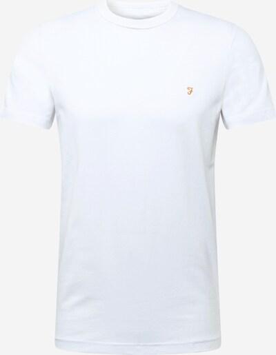FARAH Majica 'Danny' u bijela, Pregled proizvoda