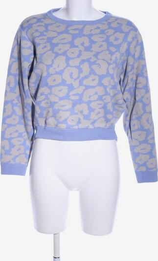 Iris & Ink Strickpullover in S in blau / hellgrau, Produktansicht