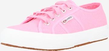 Sneaker low 'Cotu' de la SUPERGA pe roz