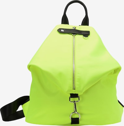 MYMO Backpack in Neon yellow, Item view