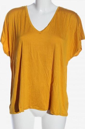 CALIDA V-Ausschnitt-Shirt in L in hellorange, Produktansicht