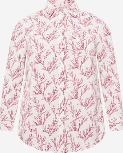 Bluză Studio Untold pe roz / alb, Vizualizare produs