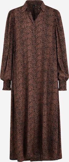 Y.A.S (Tall) Kleid 'LAIVO' in dunkelbraun, Produktansicht