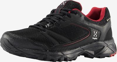 Haglöfs Outdoorschuh 'Trail Fuse GT' in rot / schwarz / weiß, Produktansicht