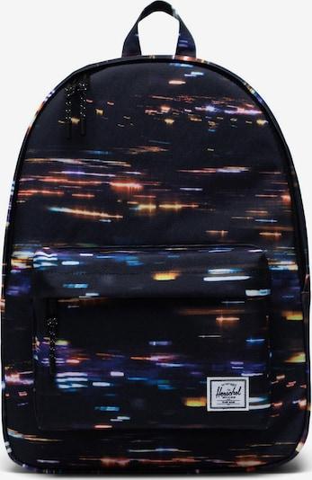 Herschel Plecak w kolorze jasnoniebieski / ciemnofioletowy / pomarańczowy / czarnym, Podgląd produktu