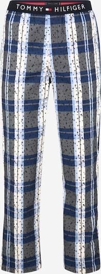 Tommy Hilfiger Underwear Pyjamas lang i blå / grå / hvid, Produktvisning