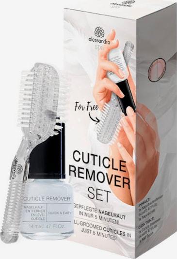 alessandro INTERNATIONAL Nagelpflege in transparent, Produktansicht