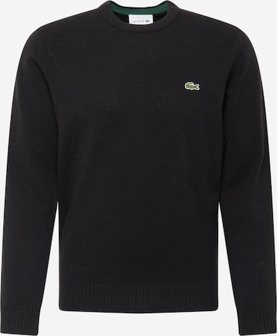 LACOSTE Sweater in Light green / Black, Item view