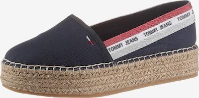 Tommy Jeans Espadrilles in navy / rot / weiß, Produktansicht