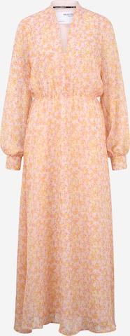 Selected Femme Tall Kleid 'Jeanie' in Weiß