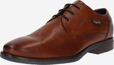 bugatti Chaussure à lacets 'Levio' en cognac, Vue avec produit