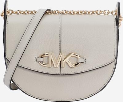 MICHAEL Michael Kors Pleca soma, krāsa - cementpelēks / Zelts, Preces skats