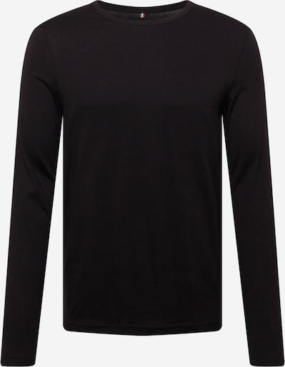Tricou 'KAY' CINQUE pe negru, Vizualizare produs