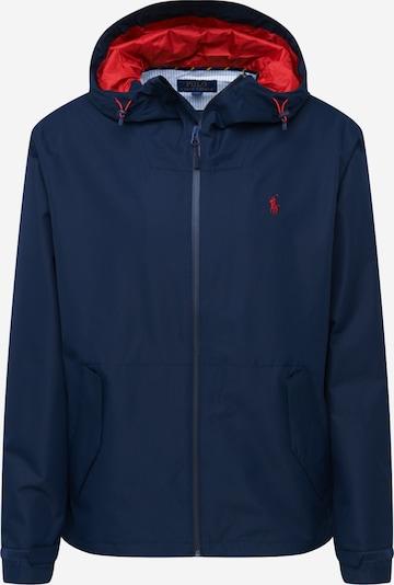 POLO RALPH LAUREN Prehodna jakna | mornarska barva, Prikaz izdelka