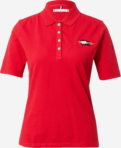 TOMMY HILFIGER Camiseta en rojo, Vista del producto