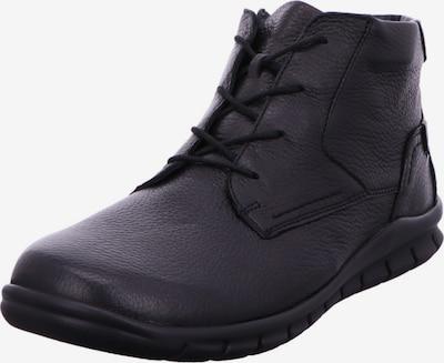 WALDLÄUFER Schnürstiefel in schwarz, Produktansicht