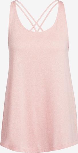 Sportiniai marškinėliai be rankovių iš ADIDAS PERFORMANCE , spalva - smėlio / rožių spalva, Prekių apžvalga