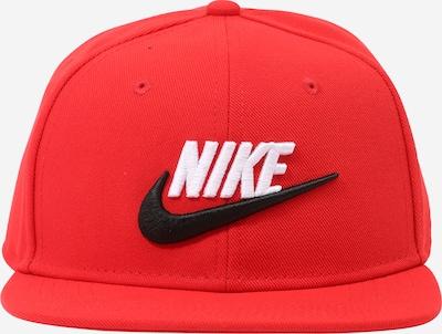 Nike Sportswear Cap 'Futura 4' in rot / schwarz / weiß, Produktansicht