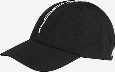 Sportinė kepurė iš ADIDAS PERFORMANCE, spalva – juoda / balta, Prekių apžvalga
