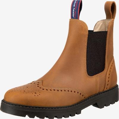 Blue Heeler Chelsea Boots 'Connor' in Cognac / Black, Item view