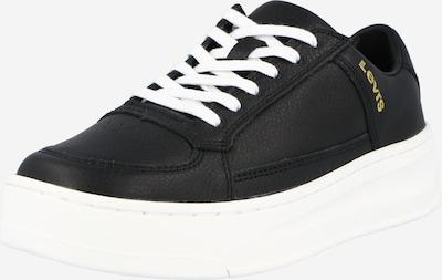 Sneaker low 'SILVERWOOD' LEVI'S pe negru, Vizualizare produs