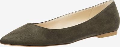 Viktoria Moser Ballerina 'Jamie Flat' in khaki, Produktansicht