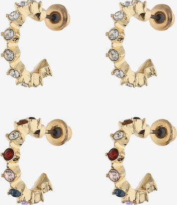 Parure de bijoux Six en or