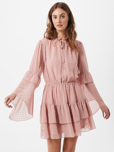 Missguided Kleid in rosa, Modelansicht