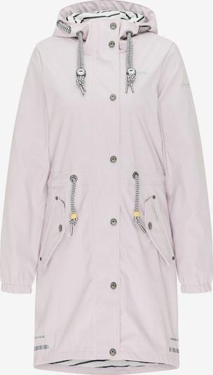 Schmuddelwedda Manteau mi-saison en rose clair, Vue avec produit