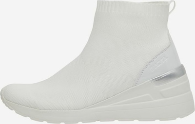 Bianco High-Top Sneakers 'Biaclare' in Silver / White, Item view