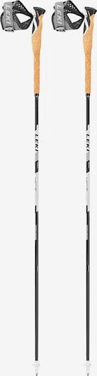 LEKI Stock 'MCT Superlite Carbon' in beige / schwarz, Produktansicht