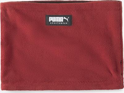 PUMA Sportsjaal in de kleur Roestrood / Zwart, Productweergave