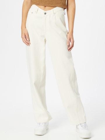 WEEKDAY Jeans 'Lara' in Wit