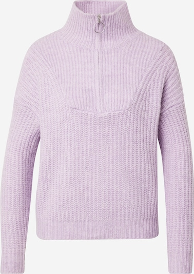 ONLY Sweater 'Emily' in mottled purple, Item view