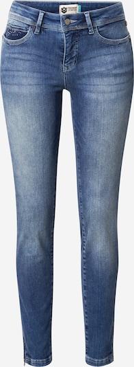 FREEMAN T. PORTER Jeans 'Alya' in de kleur Blauw denim, Productweergave