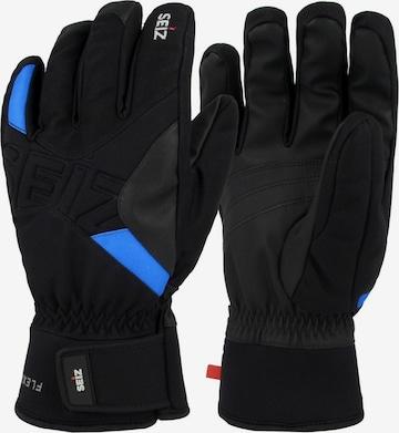 Seiz Handschuhe in Schwarz