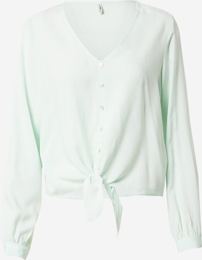 ONLY Bluse 'NINA' in mint, Produktansicht