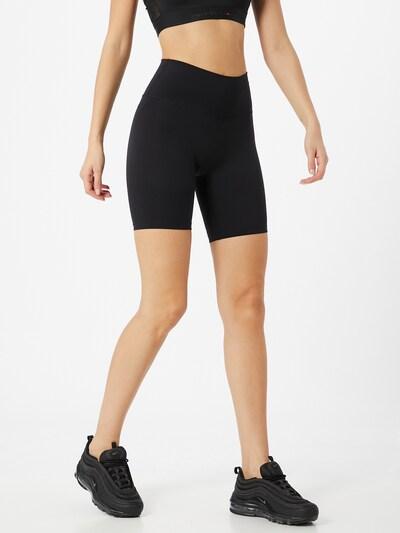 Athlecia Shorts 'FRANZ' in schwarz, Modelansicht