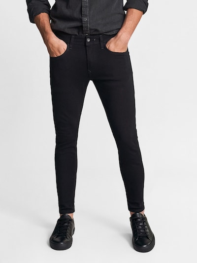 Salsa Jeans 'Kurt' in black denim, Modelansicht