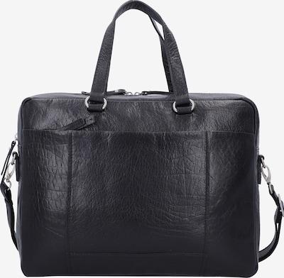 GERRY WEBER Aktentas 'Lugano' in de kleur Zwart, Productweergave