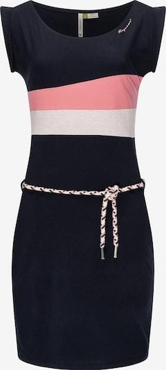 Ragwear Sommerkleid 'Taraya' in blau / pink / weiß, Produktansicht