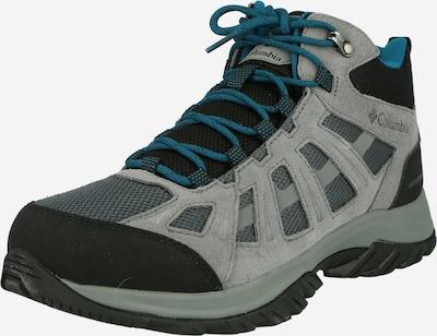 COLUMBIA Bootsit värissä harmaa / petrooli / musta, Tuotenäkymä