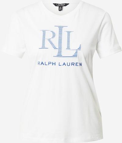 Lauren Ralph Lauren Koszulka 'KATLIN' w kolorze niebieski / białym, Podgląd produktu