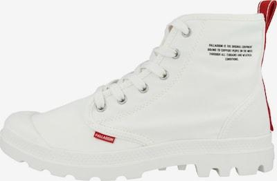 Palladium Boots in weiß, Produktansicht