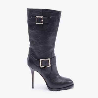JIMMY CHOO Stiefel in 37,5 in schwarz, Produktansicht
