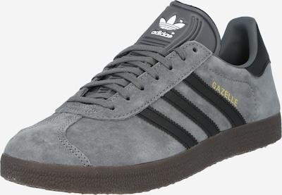 ADIDAS ORIGINALS Sneaker 'Gazelle' in grau / schwarz, Produktansicht