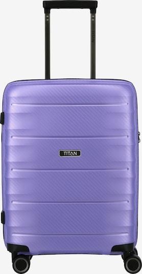 TITAN Valisette 'Highlight' en violet clair, Vue avec produit