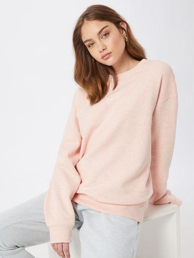 PARI Sweatshirt in rosa: Frontalansicht