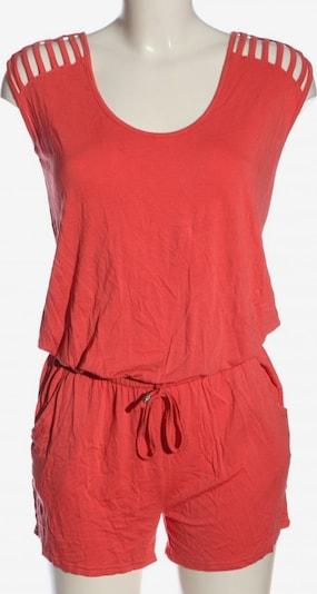 LASCANA Kurzer Jumpsuit in S in rot, Produktansicht