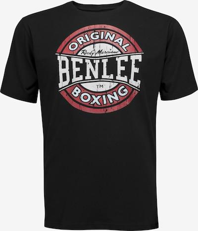 Benlee Sportshirt in schwarz, Produktansicht